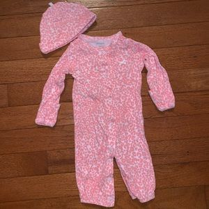 Leopard Pajama Set